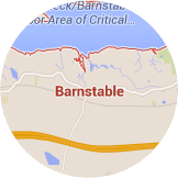 Map Barnstable