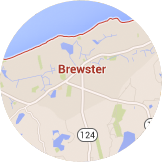 Map Brewster