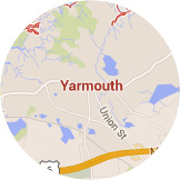 Map Yarmouth