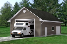 Drive an SUV? Here is the Garage Door You Need